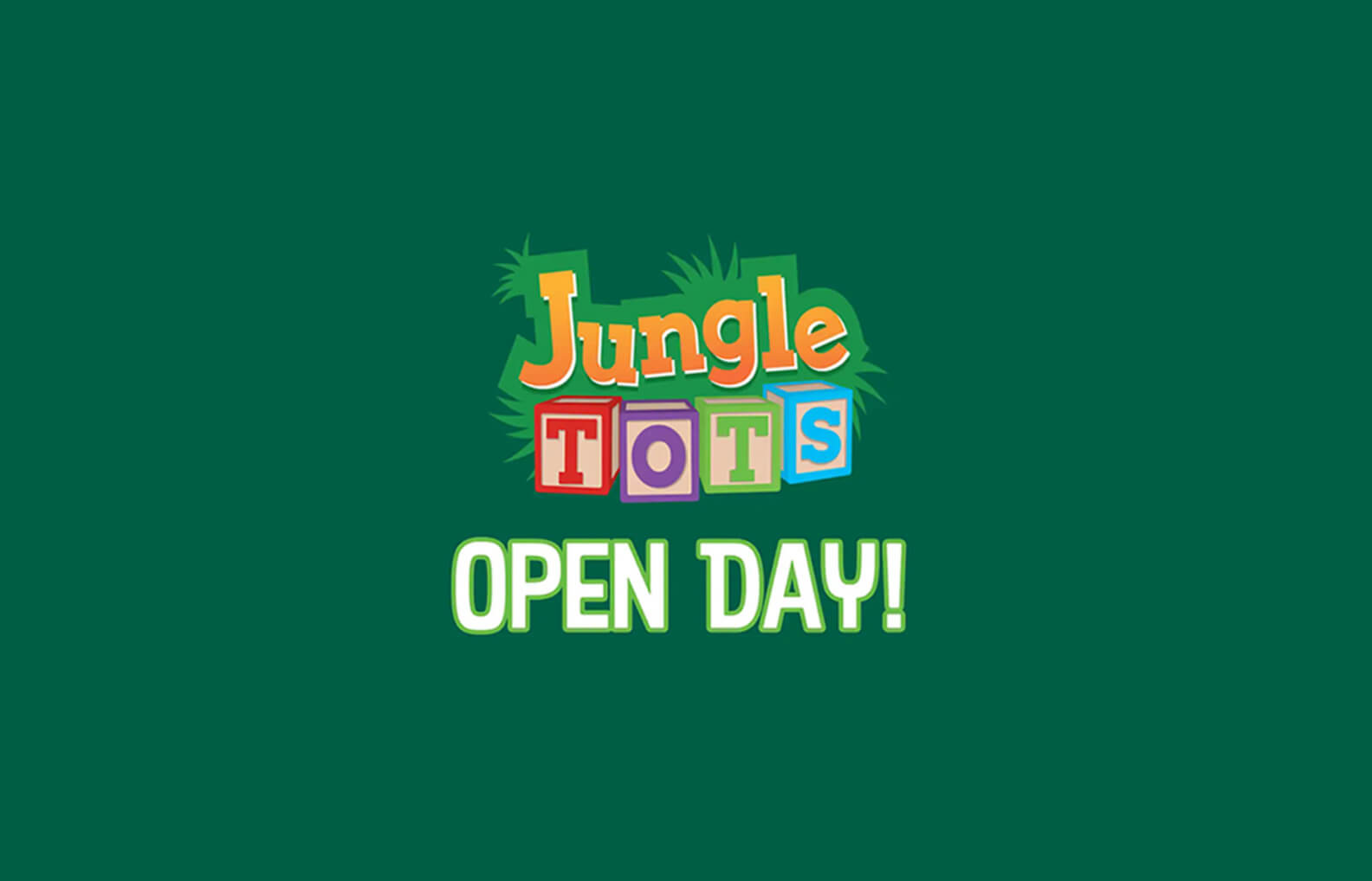 Welcome to jungle tots
